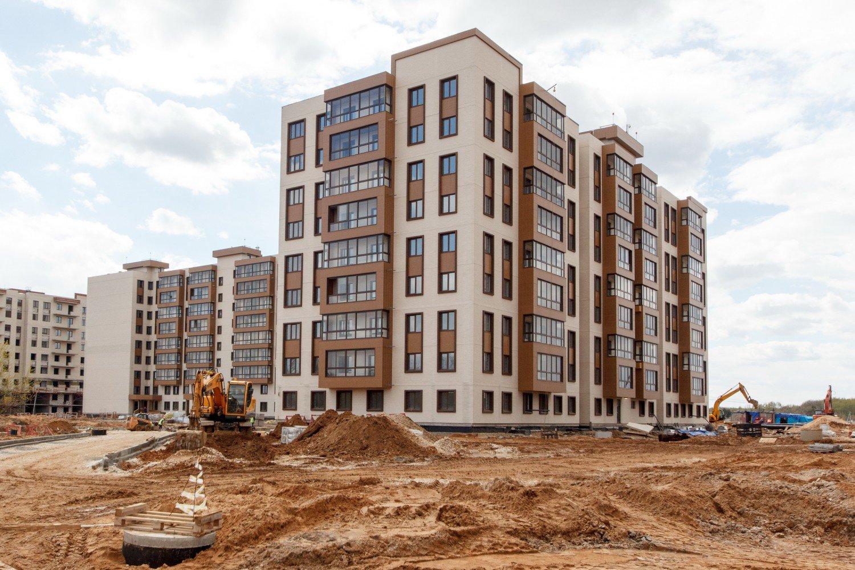 пироговская ривьера жилищный комплекс фото