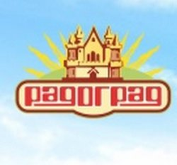 Логотип компании «Радоград»
