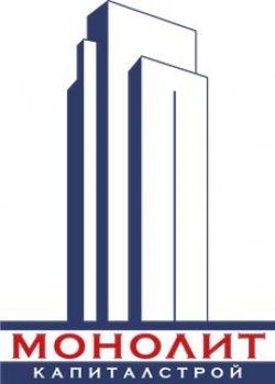 Логотип компании «Монолит КапиталСтрой»