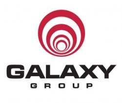 Логотип компании Galaxy Group