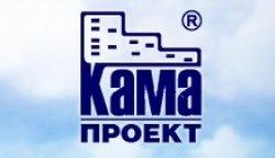 Логотип компании «Кама-Проект»