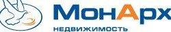 Логотип компании «МонАрх Недвижимость»