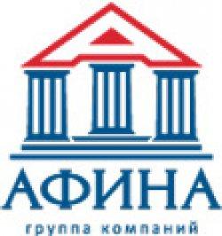 Логотип компании «Афина»