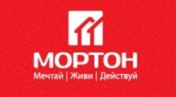 Логотип компании «МОРТОН»