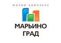 Логотип компании «МарьиноСтрой»