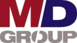 Логотип компании MD Group